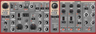 Nord Stage C/EX Patch Editor