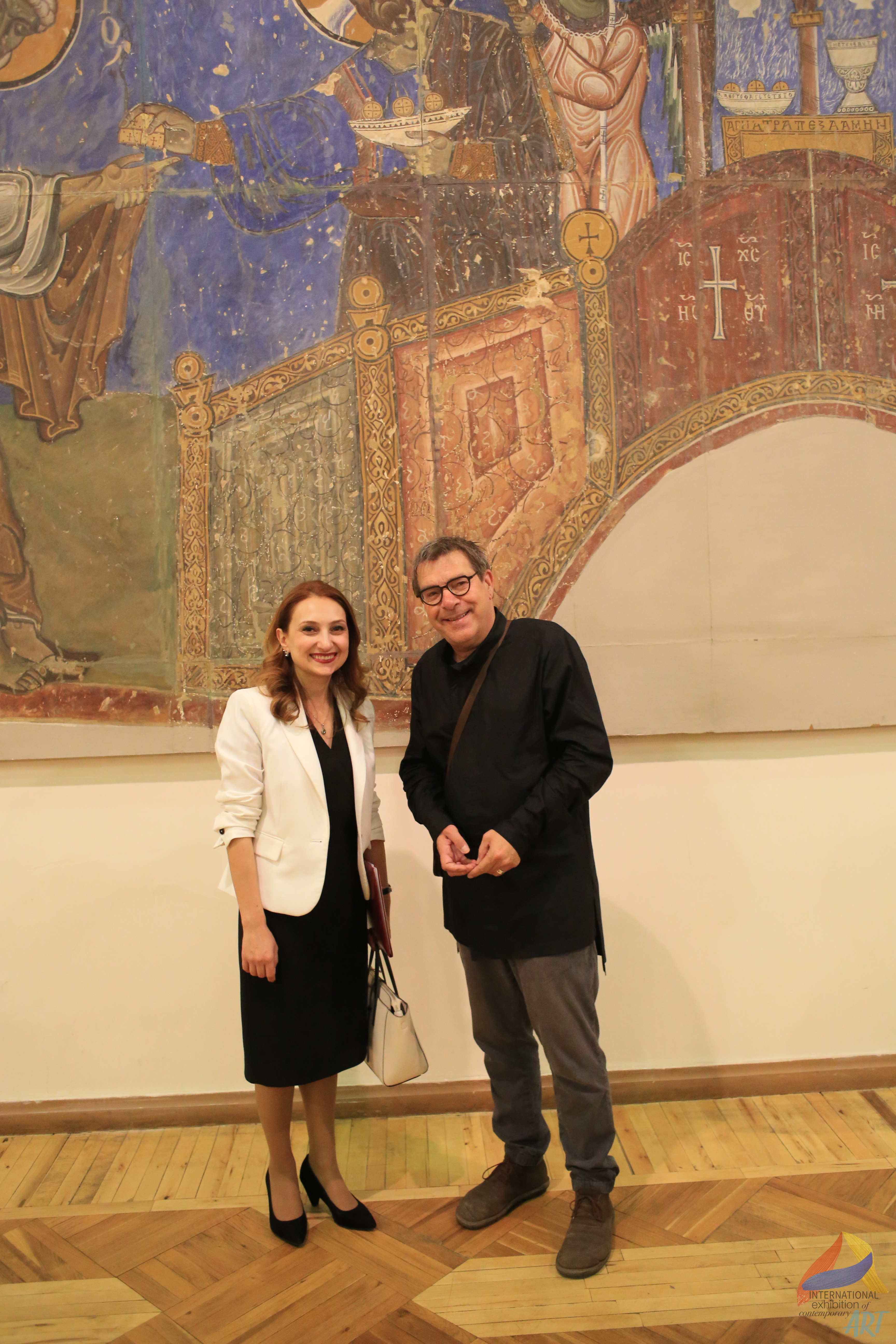 Minister_of_Culture_Armenia_Lilit Makunts_and_composer-sonic_artist_Roland_Kuit.jpg
