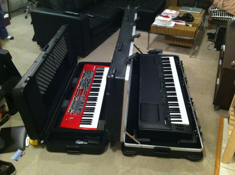 New Nord stage 2.